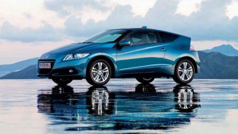 Honda CR-Z – Mașina Anului 2010-2011 în Japonia