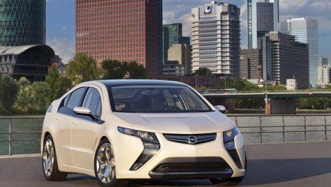 Opel anunta preturile pentru Ampera