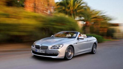Noul BMW 650i Convertible