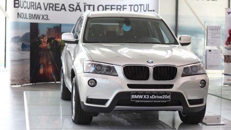 Automobile Bavaria a lansat noul BMW X3