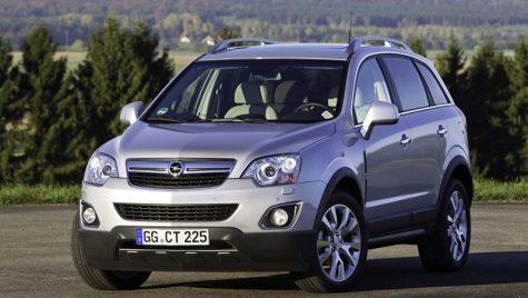 Noul Opel Antara