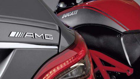 Acord de cooperare între Ducati și AMG