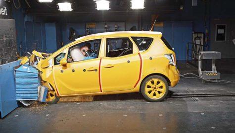 Încă un Opel de 5 stele