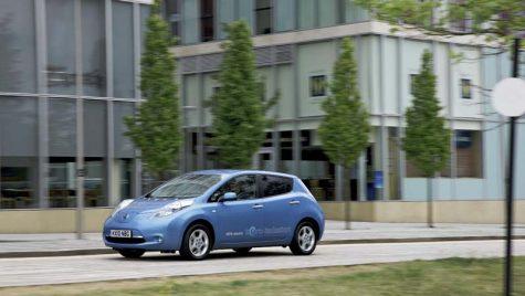 Nissan LEAF este mașina anului 2011 în Europa