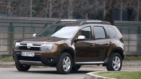 """Dacia Duster – """"Maşina Anului 2011 în România"""""""