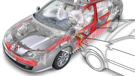 Renault – obișnuit cu 5 stele EuroNCAP