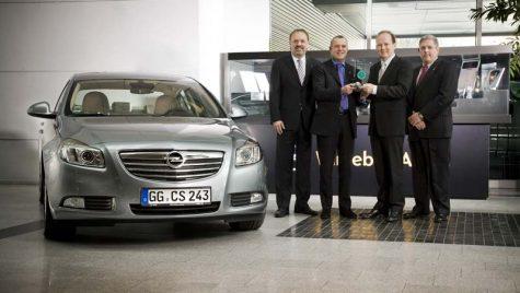 Raportul de defecte DEKRA 2011: câștigător – Opel Insignia