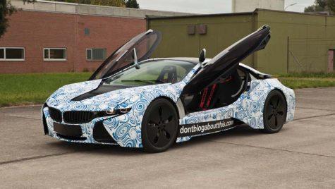 Viitorul supercar BMW se lansează în 2013