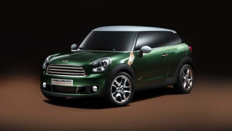 MINI Paceman – primul Sports Activity Coupe MINI