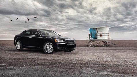 Noul Chrysler 300 C