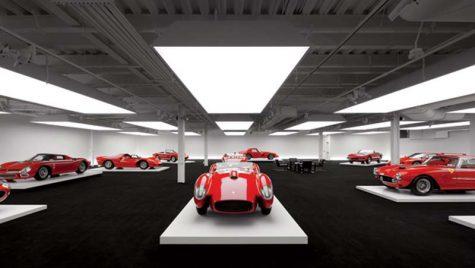 Vizită prin garajul lui Ralph Lauren