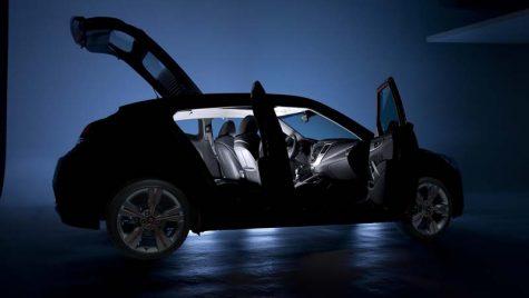 Teaser Hyundai Veloster