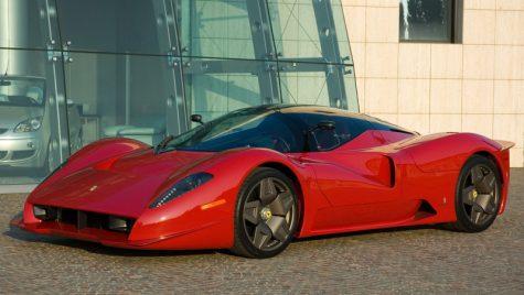 2xVIDEO: Ferrari unicat pus la treaba