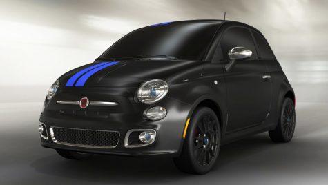 Fiat 500 se îmbracă ca americanii