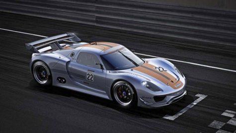 VIDEO: Porsche 918 RSR vrea să electrizeze motorsportul