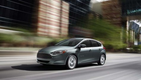 Ford Focus electrificat