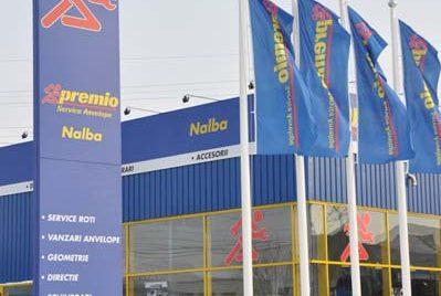 Un nou magazin-service Premio la Galați