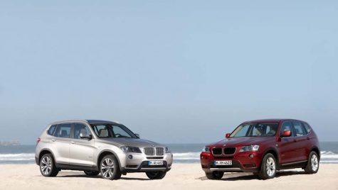 Jocurile BMW X3