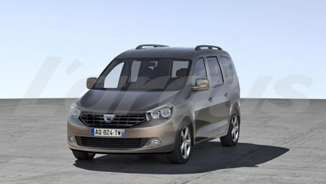 Viitorul monovolum Dacia – primele informații