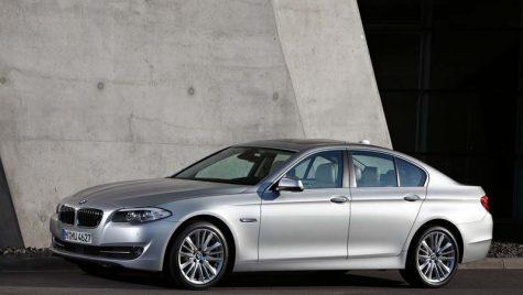 BMW Seria 5 – Maşina anului în Germania