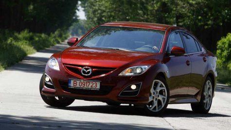 Mazda6 Facelift la Geneva