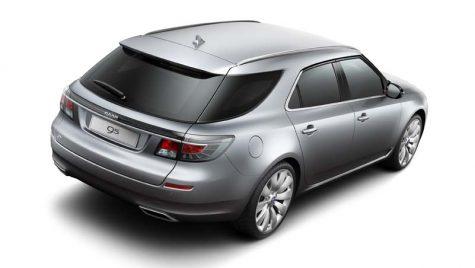 Noul Saab 9-5 SportCombi va debuta la Geneva