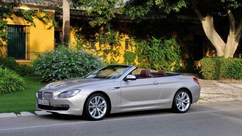 Seria 6 Cabriolet şi tradiţia modelelor decapotabile de la BMW