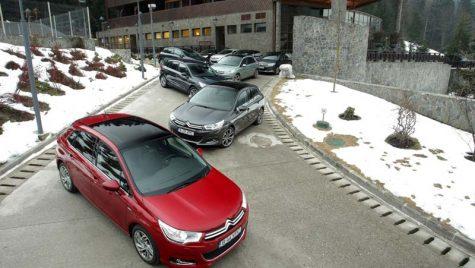 Noul Citroen C4 disponibil în România