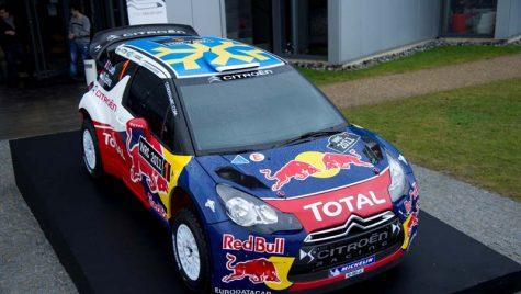 Citroën Racing intră în a treia dimensiune