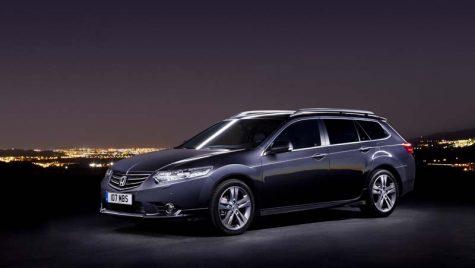 Honda Accord facelift debutează la Geneva