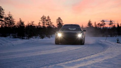 VIDEO: La plimbare cu Ferrari FF