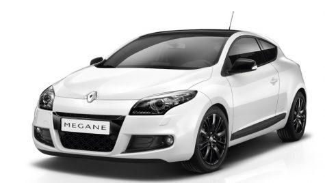 Megane Coupe și RS se îmbracă a la Monaco