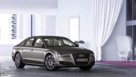 Audi pe primul loc în 2009