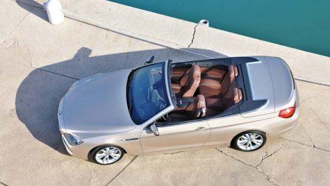 Seria 6 Cabriolet în România; preţuri şi data lansării