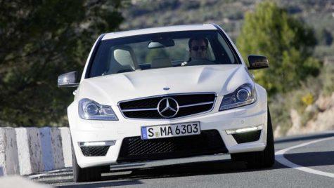 Mercedes-Benz C 63 AMG face lift
