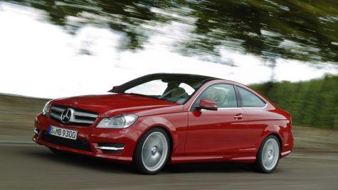 Mercedes-Benz Clasa C Coupe – pentru romantici