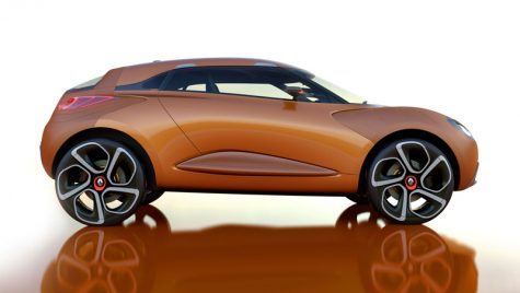 Concept Renault CAPTUR – Renault în viitor