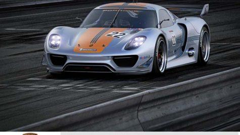 Porsche: Numeroase premiere la Geneva