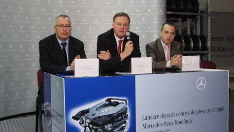 Depozit Mercedes la Oradea