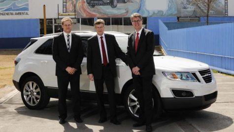 Saab Automobile îşi celebrează Ziua Independenţei