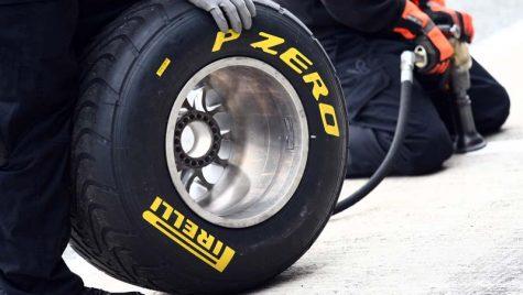 PIRELLI a prezentat pneurile pentru primele patru etape de F1