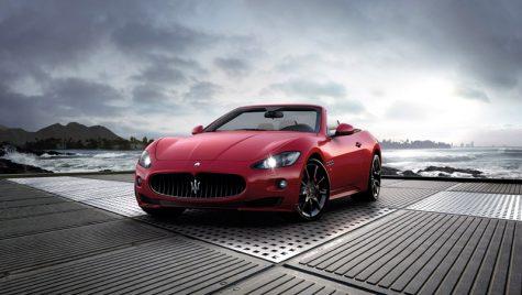 Versiune Sport pentru Maserati GranCabrio la Geneva