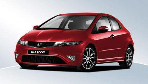 Honda Trading România lansează ediţia specială Civic GT