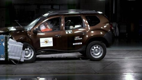 VIDEO: Dacia Duster – 3 stele la testele Euro NCAP