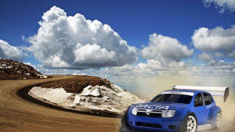 Dacia Duster va concura la Pikes Peak!
