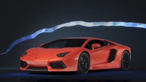 Lamborghini Aventador dezvăluit