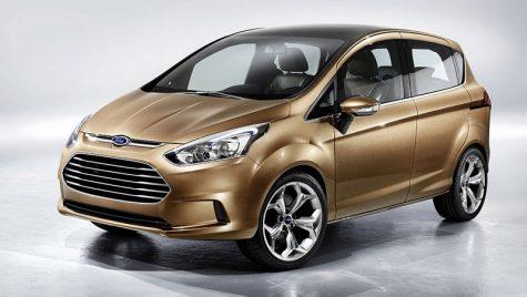 Dezastru la Ford: modelul care iese din producție B-Max are defect de fabricație