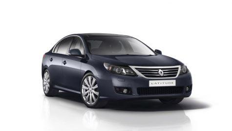 Noul Renault Latitude oficial în România