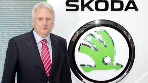 Skoda își schimbă sigla