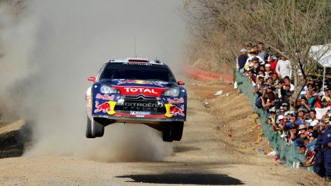 Loeb obține prima victorie cu Citroën DS3 WRC